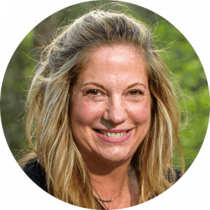 Tracey Fudge of Thrive Agency.