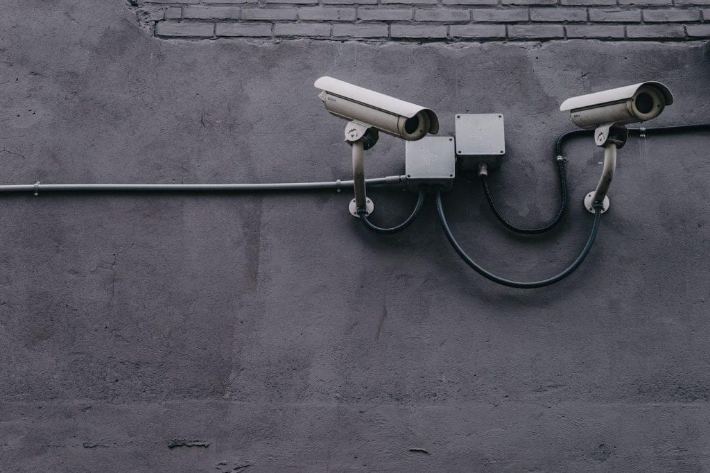 Security Camera Monitoring.