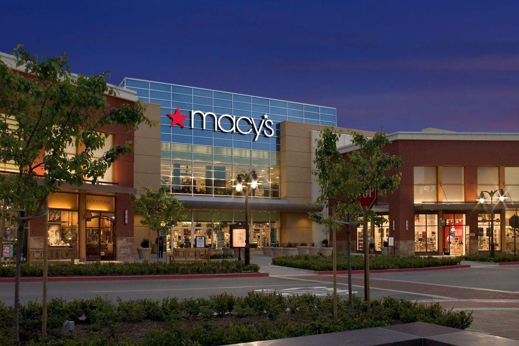 Macys store front