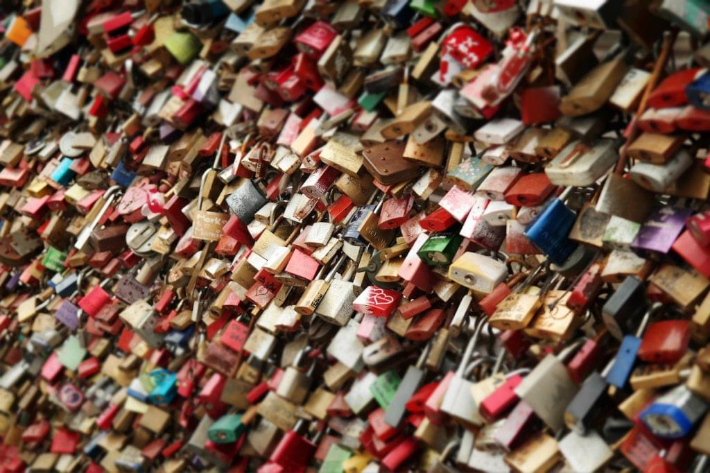does more locks mean better data security?