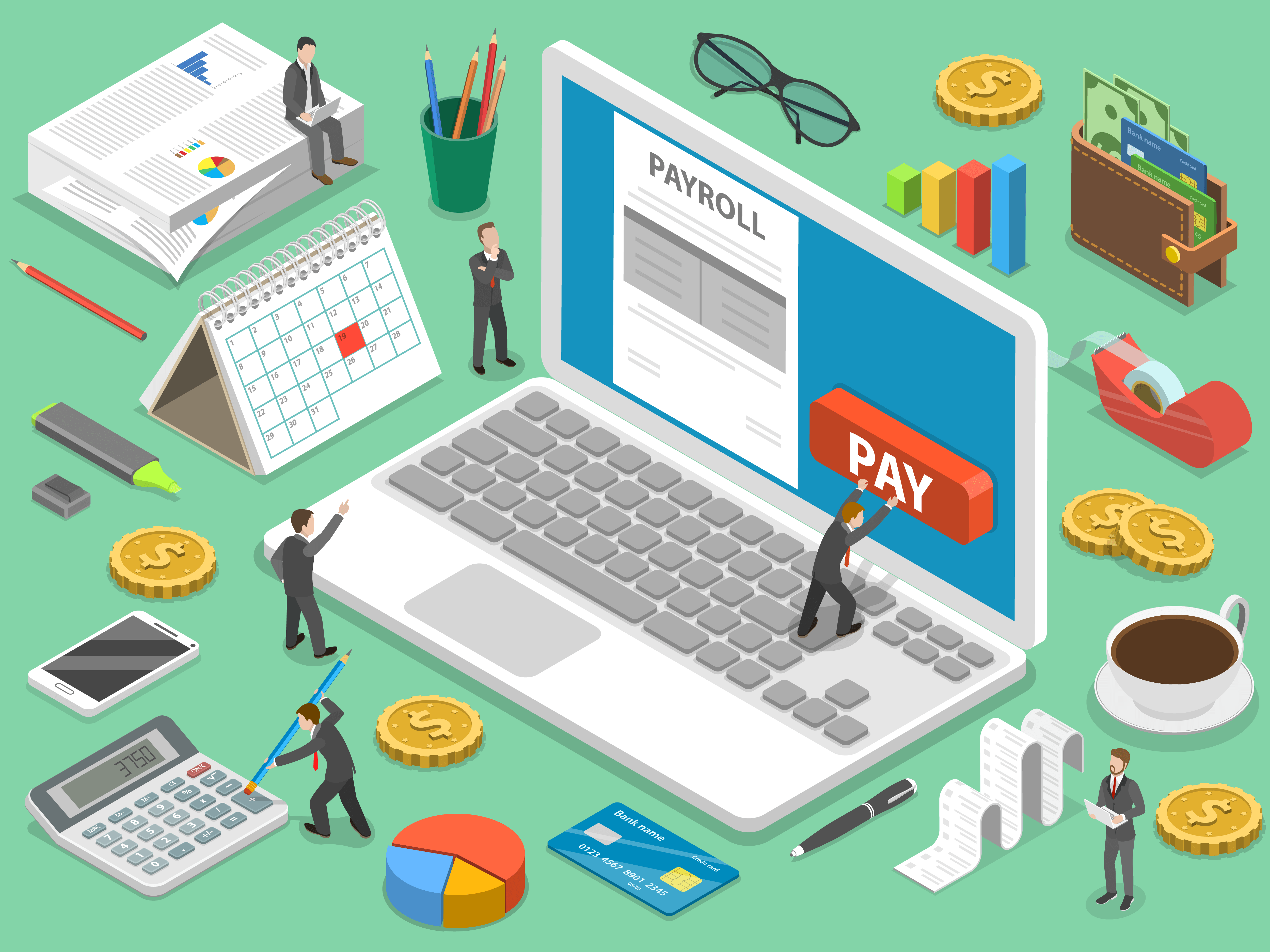 Gusto Competitors & Alternatives: Top Payroll Services 2021.