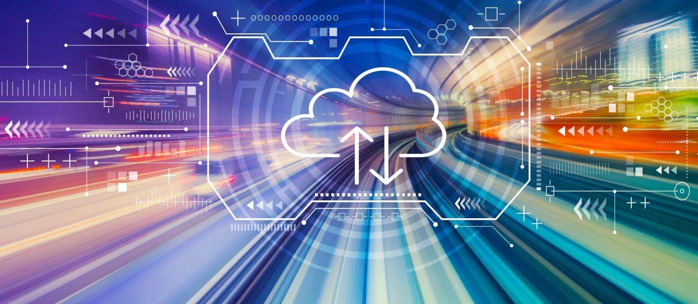 Cloud backup and recovery services to prevent ransomware.