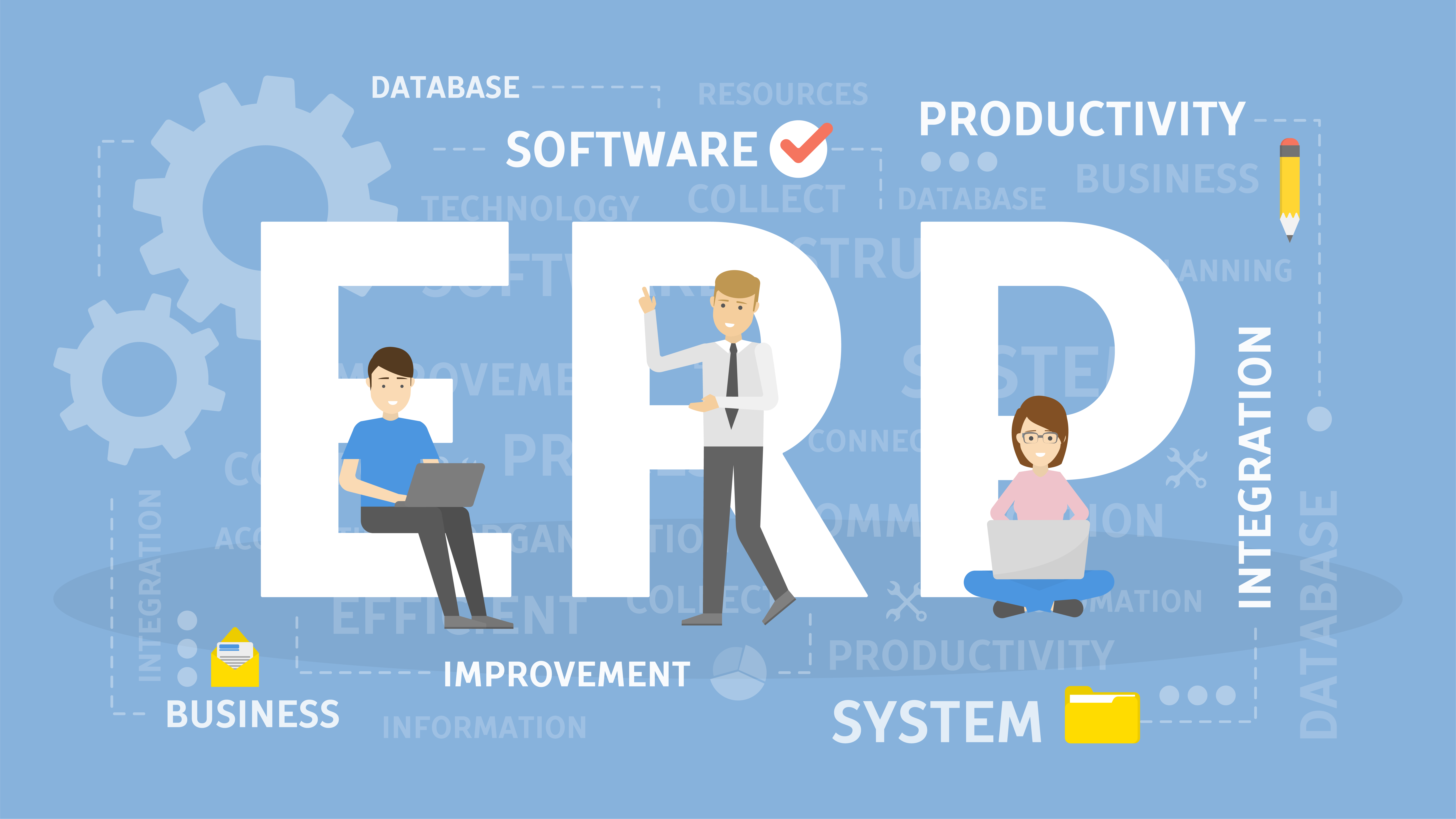 Upgrading to ERP Software