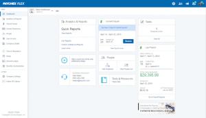 Paychex Screenshot.