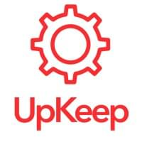 UpKeep CMMS and inventory management software logo.