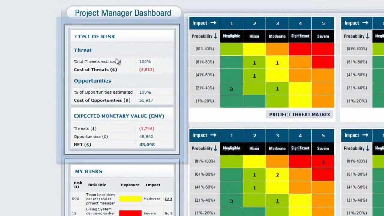 Enterprise Risk Management Software