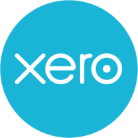 Xero accounting and inventory management software logo.