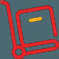 Zoho Inventory management software logo.